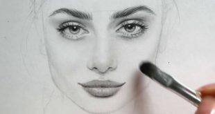 كيفية الرسم بالرصاص , خطوات لتعليم الرسم بالرصاص للمبتدئين