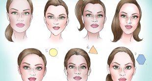 معرفة شكل الوجه , تعرف على اشكال الوجه السبعة
