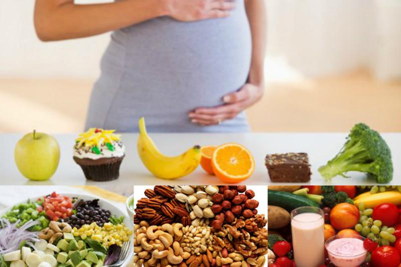 صورة الاطعمة المفيدة للحامل , افضل غذاء للحامل