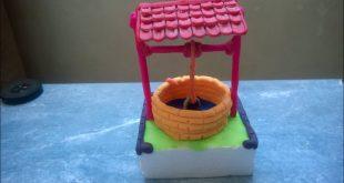 اعمال فنية للاطفال بالصلصال , العاب واعمال بالصلصال
