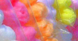 حلوى غزل البنات , طريقة عمل غزل البنات