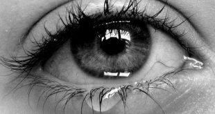 صورة صور عيون دامعة , تجرح القلب وتؤثر في المشاعر