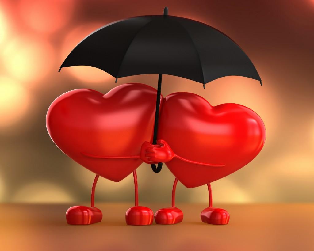 صورة صور حب وقلوب رومانسية ، رمزيات لعيد الحب
