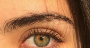 صورة صور عيون اخضر ، بنات جذابه عيونها خضراء