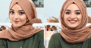 لفات حجاب ، زيني اطلالتك بلفه حجاب موضه