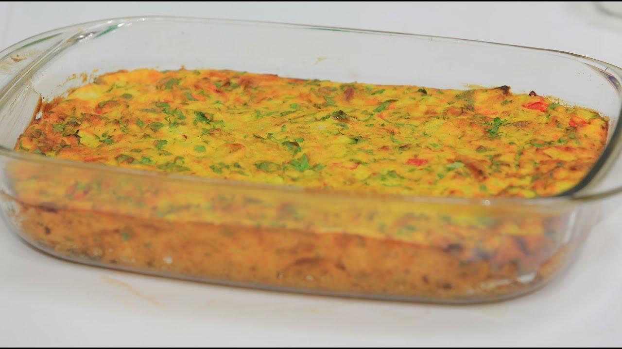صورة طريقة عمل عجة البطاطس , عجه البطاطس من اشهي الاكلات