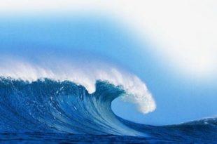 صورة تفسير حلم الامواج العالية , رؤيه الامواج العاليه فى المنام