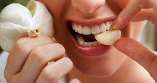 صورة علاج منزلي لالم الاسنان , تمتعي باسنان صحيه وناصعه البياض