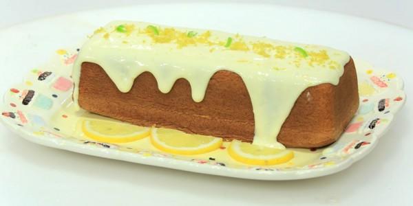 صورة طريقة كيكة الليمون بالصور , اسهل طريقة الكيك