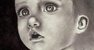 رسم لوحات فنية بالرصاص , اجمل اللوحات المرسومة بالقلم الرصاص