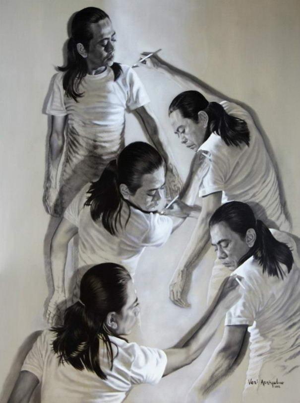 رسم لوحات فنية بالرصاص اجمل اللوحات المرسومة بالقلم الرصاص