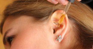 علاج ثقب الاذن ,افضل علاج لالتهابات الاذن الوسطى