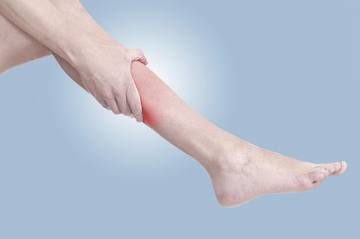 صورة علاج الشد العضلي في الرجل ,العلاج الطبيعى للتخلص من التواءات المفاصل