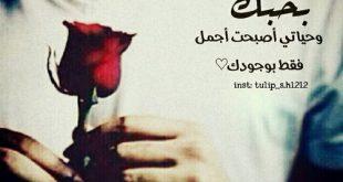 صورة حب و اشتياق , كلام جميل عن الحب