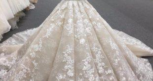 صورة تجملى بأجمل الفساتين يوم عرسك , صور اجمل فساتين زفاف