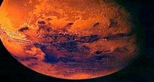 صورة من هو الكوكب الاحمر , تعرف علي كواكب المجموعه الشمسيه