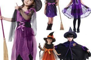 صورة اجمل ملابس اطفال ليوم الهالوين , ملابس الهالوين للاطفال
