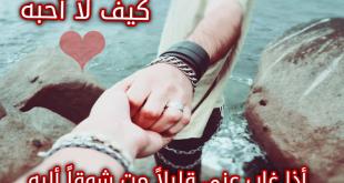 اشعار حب رومنسي , احلى كلام عن الحب