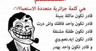 صورة صور مضحكة عن الجزائريين , نكت جزائرية