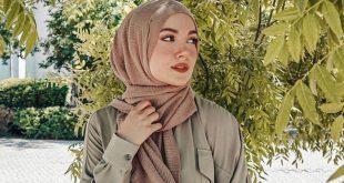 صورة ياجمالك بحجابك منور وجهك , صور بنات انيقات محجبات