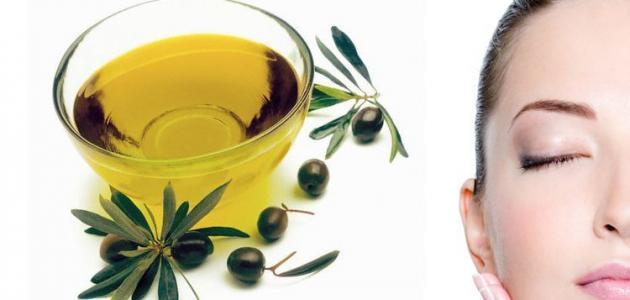 صورة احصلي على بشرتك الدهنية ناعمة مثل الاطفال , فوائد زيت الزيتون للبشرة