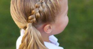 صورة تسريحات للاطفال البنات , اجمل التسريحات