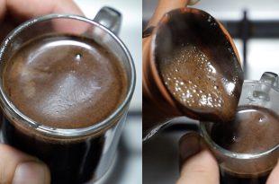 صورة طريقة عمل القهوة بوش , انواع القهوة