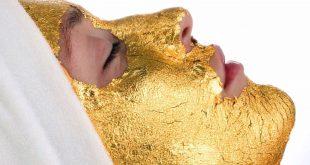 فوائد ماسك الذهب