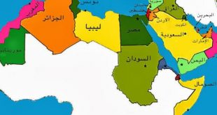 كم عدد الدول العربية في قارة افريقيا