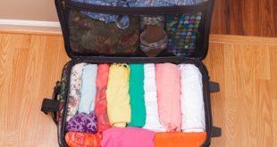 صورة كيف ارتب حقيبة السفر 9911 1 310x165