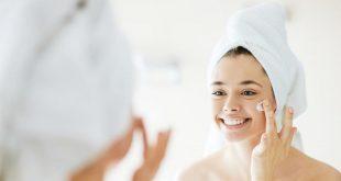 تنظيف الوجه , تالقي ببشرة صافية ومشرقة