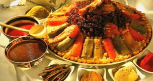 اسماء اكلات مغربية