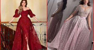 صورة اروع الفساتين الأنيقة،موديلات فساتين سهرة فخمة جدا 6212 11 310x165