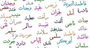 صورة اجمل اسماء البنوتات العربية ,اسامي بنات عربية 6299 3 310x165
