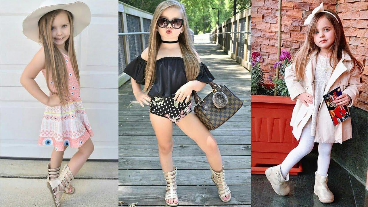 صورة موديلات جذابة من الملابس للفتيات ،احلي ملابس بنات 6408 5