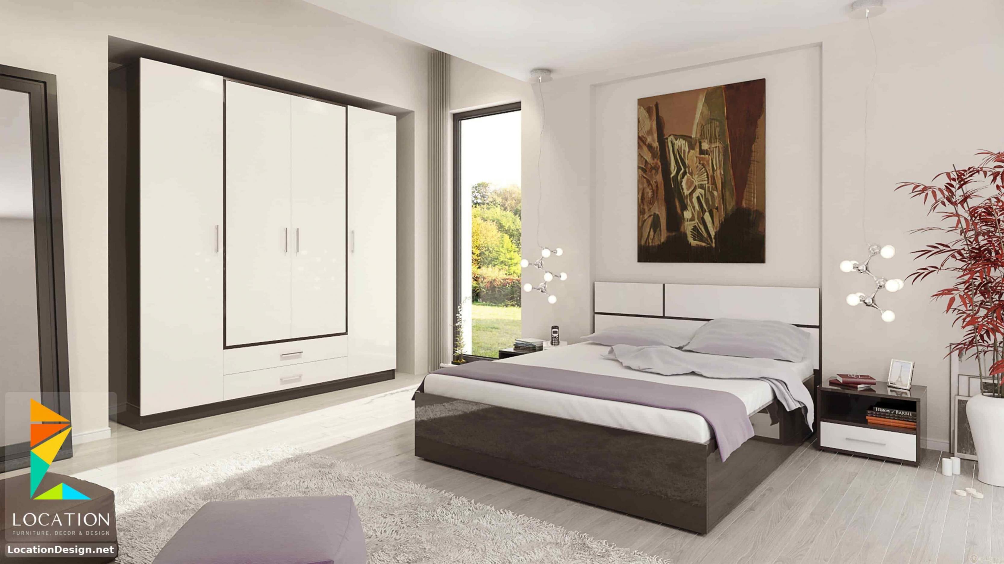 صورة افخم غرف نوم للعرسان ،غرف نوم مودرن كاملة 2019 6431 1
