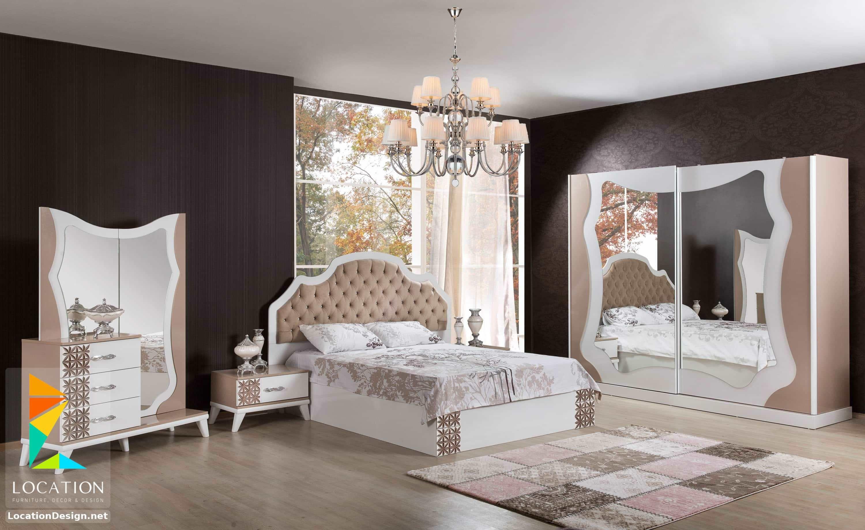 صورة افخم غرف نوم للعرسان ،غرف نوم مودرن كاملة 2019 6431 2