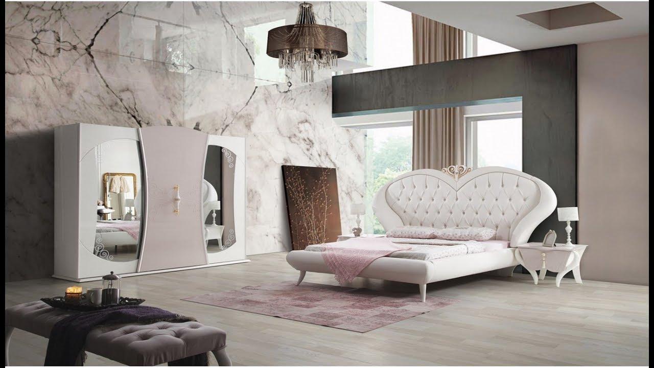صورة افخم غرف نوم للعرسان ،غرف نوم مودرن كاملة 2019 6431 4