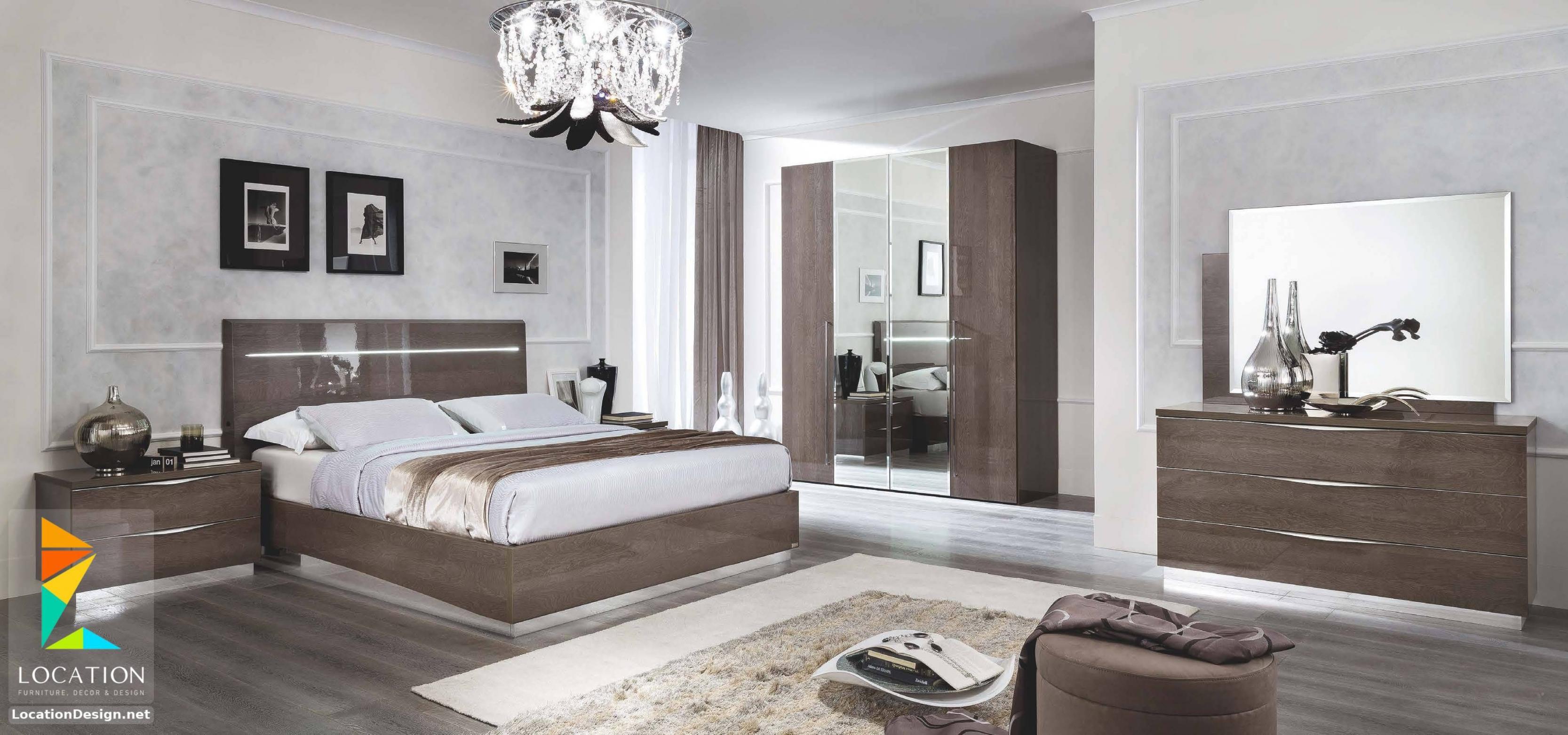 صورة افخم غرف نوم للعرسان ،غرف نوم مودرن كاملة 2019 6431 6