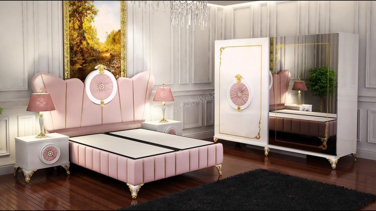 صورة افخم غرف نوم للعرسان ،غرف نوم مودرن كاملة 2019 6431 7