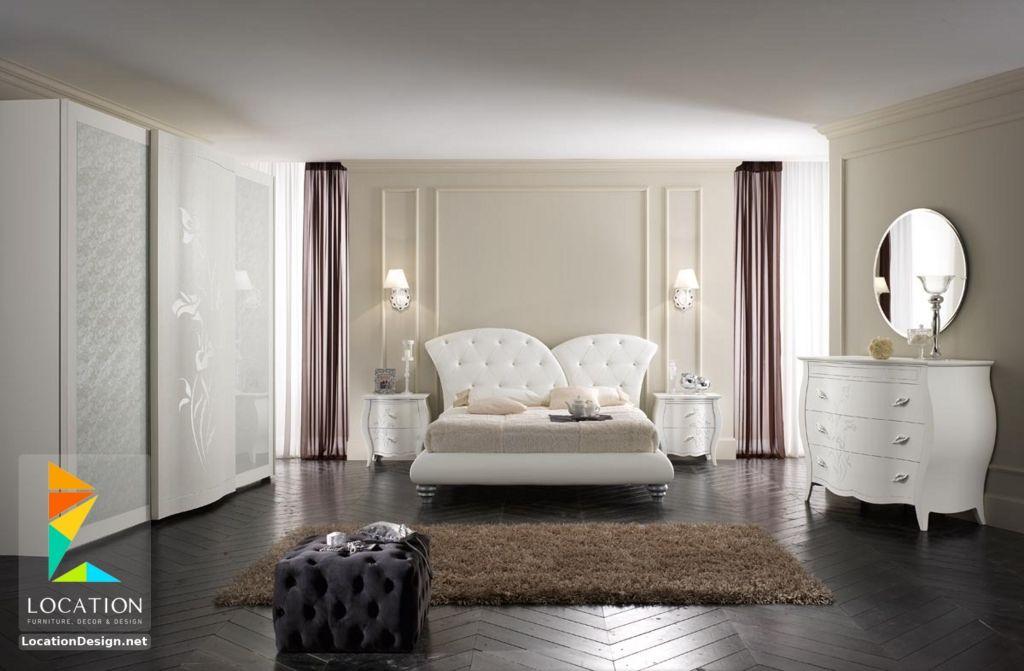 صورة افخم غرف نوم للعرسان ،غرف نوم مودرن كاملة 2019 6431