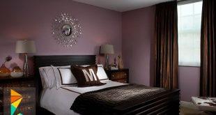 صورة اختار لون عصري لغرفة نومك ,احدث الوان حوائط غرف النوم 6443 9 310x165