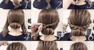 كيفية عمل تسريحات الشعر