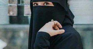 صورة صور بنات منتقبات , نقاب مودرن لبنات 8257 10 310x165